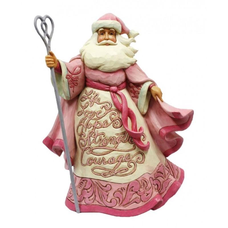 Babbo Natale della Speranza Jim Shore