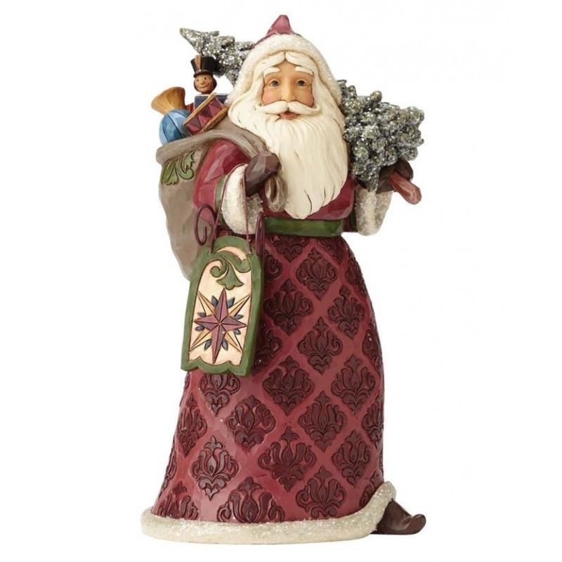 Babbo Natale Vittoriano Jim Shore