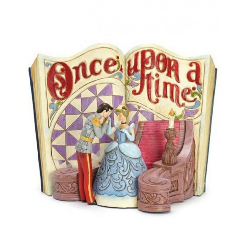 Once Upon Time Cinderella Jim Shore