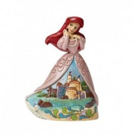 Ariel in Abito da Festa Jim Shore