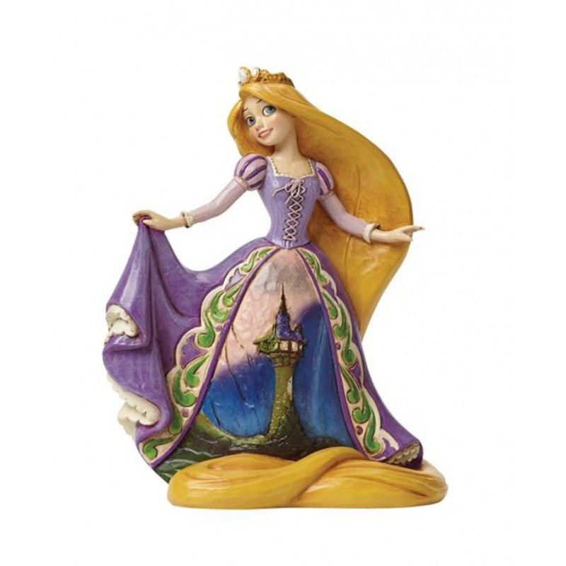 Principessa Rapunzel Jim Shore