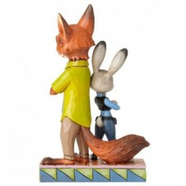 Judy e Nick di Zootropolis