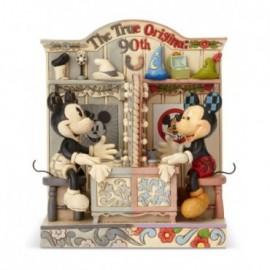 Mickey Mouse Pezzo esclusivo 90th anniversario