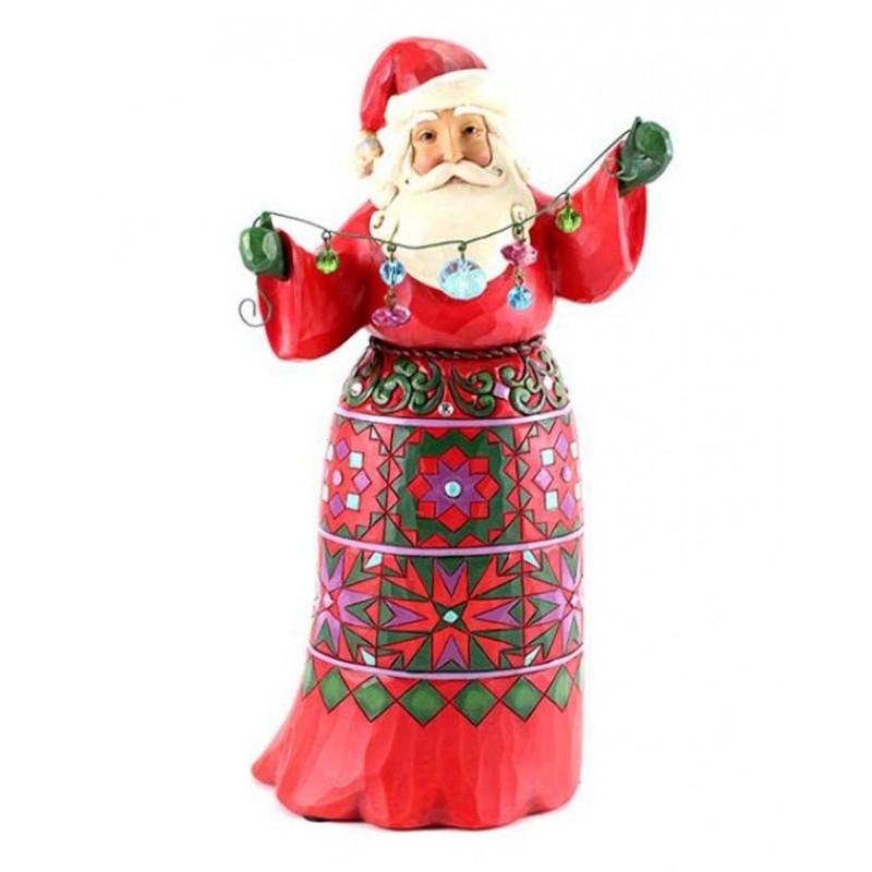Babbo Natale Musicale Festoso