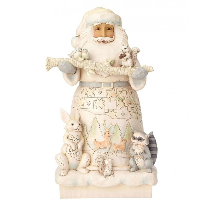 Babbo Natale Dei Boschi