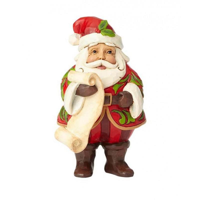 Mini Santa folcloristico Mini Santa folcloristico