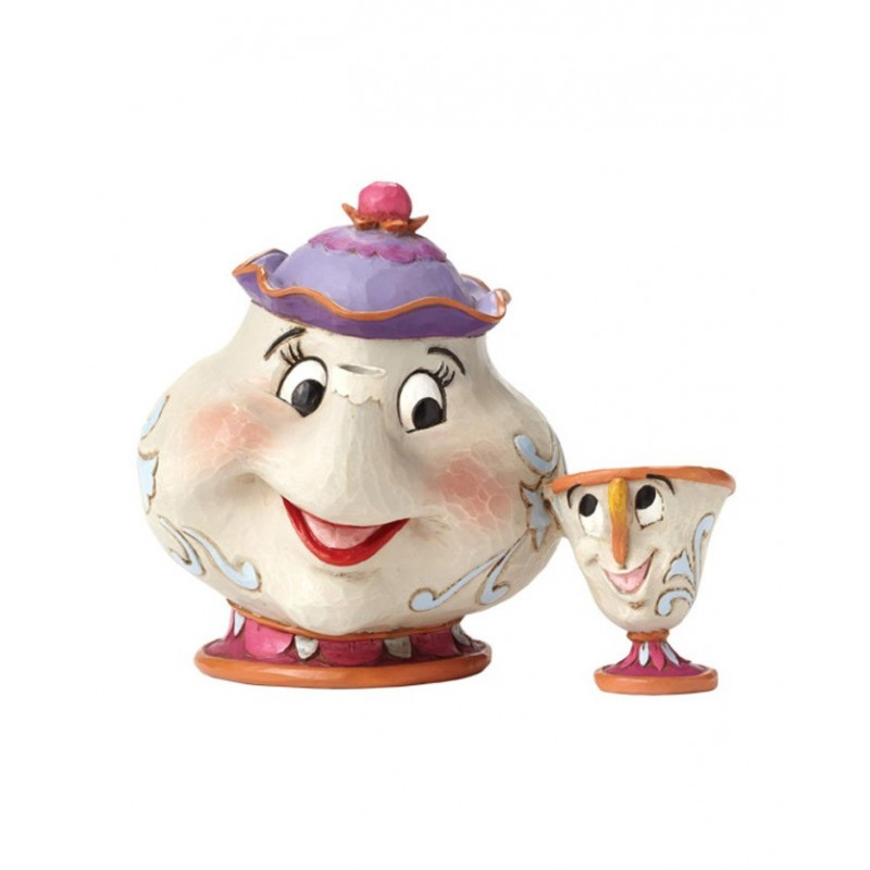 MRS. POTTS E CHIP Jim Shore
