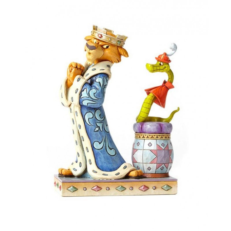 Il Principe Giovanni e Sir Hiss