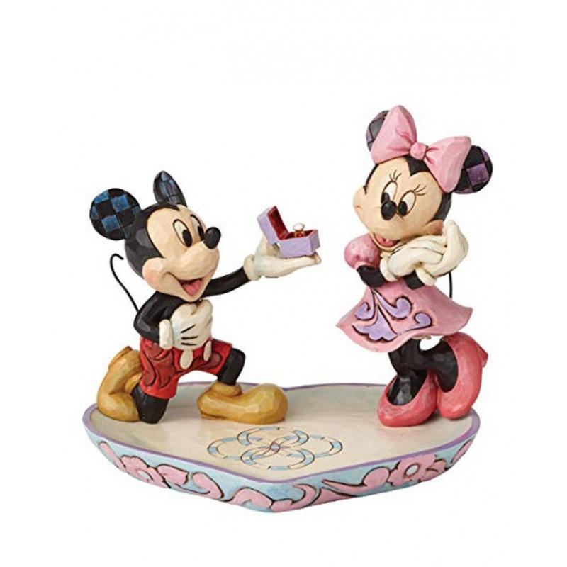 Topolino e Minnie Proposta di matrimonio
