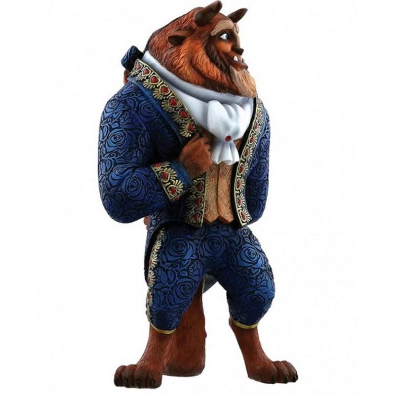 Personaggio La Bestia in abito da ballo