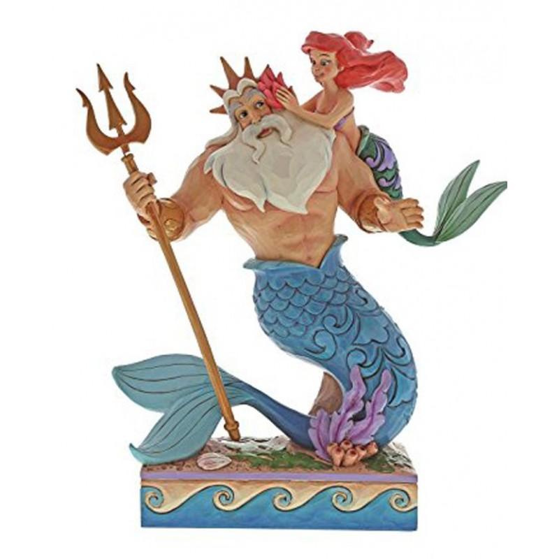 Ariel e Tritone